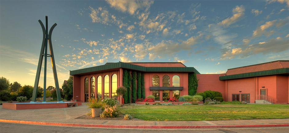Luther Burbank Center